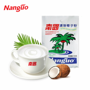 Hainan Nanguo halal Natural Coconut Powder Coconut Milk Powder