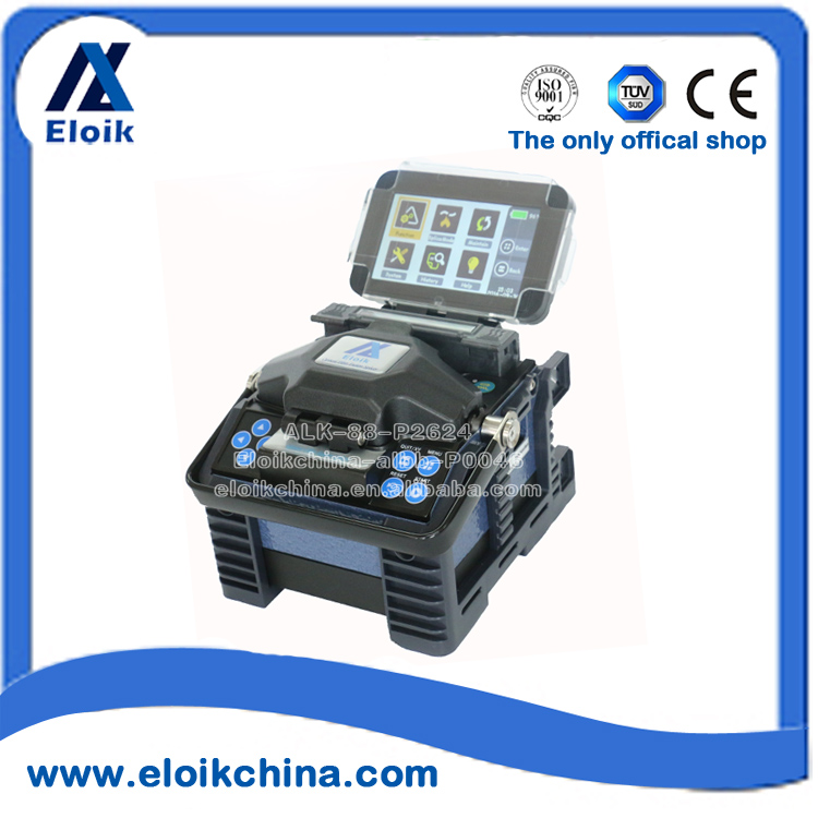 eloik Splicing Machine Fusion Splicer Splicer type FTTH sc upc Field assembly optical fiber quick fast connector