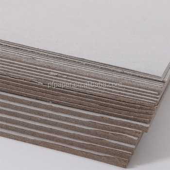 3mm Spanplatten Papier Grau Hard Cover Karton A3 A4 Grosse Buy