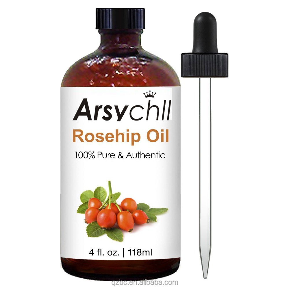 providing intense moisturization and skin healing for massage pure rosehip seed oil