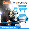 Entertainment Machines 5DCinema System Amusement Park Simulator Standing Car racing 9d Virtual Reality