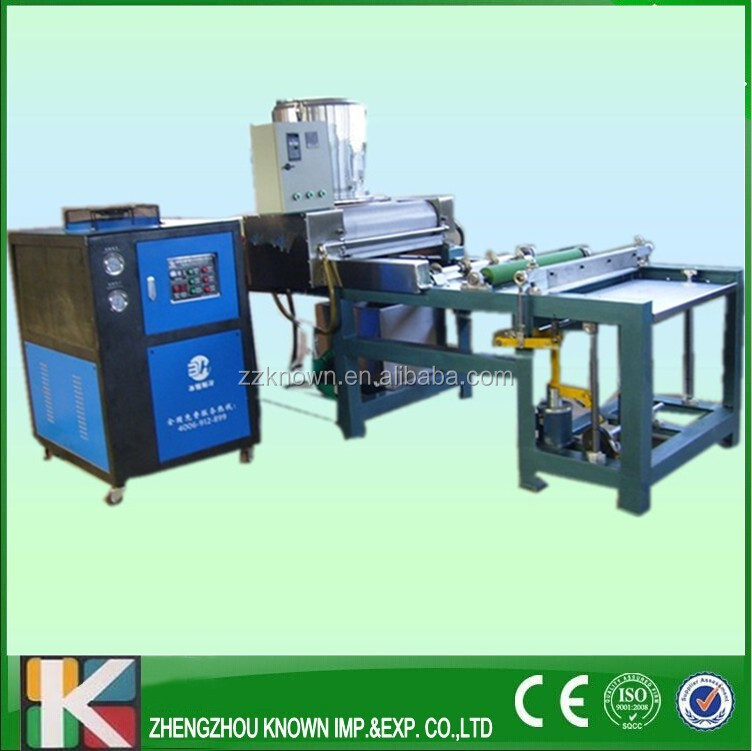 Hot selling in Algeria full-automatic wax foundation mill