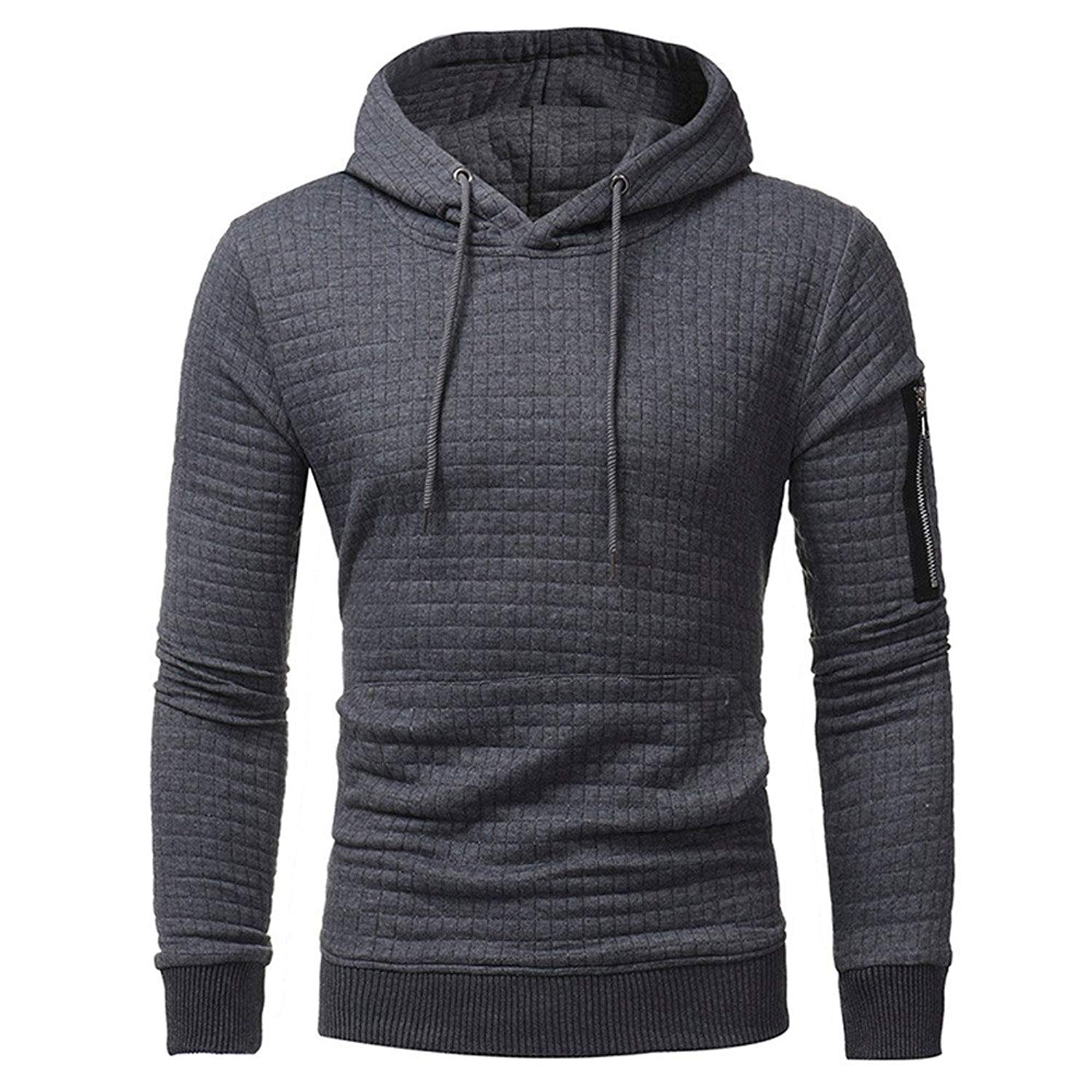 WSPLYSPJY Womens Boyfriend Relaxed Fit Hooded Casual Tops Hoodies Pullover Sweatshirts