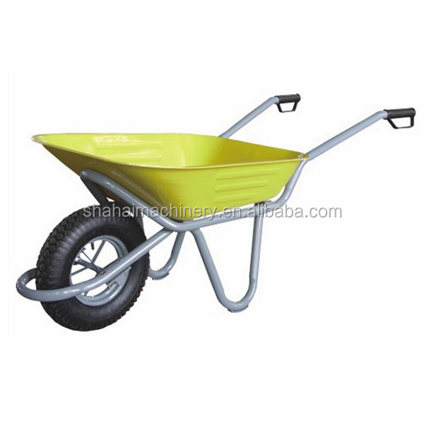 Russia Market Farm/Garden Tools Wheel barrow/100L wheelbarrow with pneumatic wheel