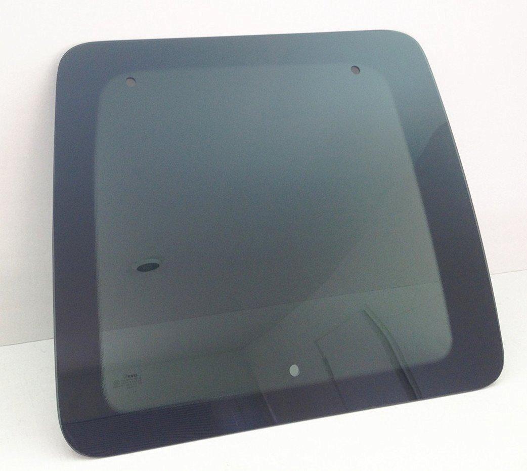 ADHESIVE 03-07 FORD E150 E250 E350 E450 VAN Driver Left Side NEW Mirror Glass