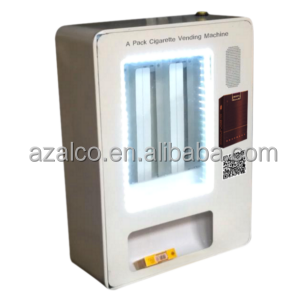 Auotmatic wall mounted condom dispenser machine for bags or boxes packed item/cigarette vending