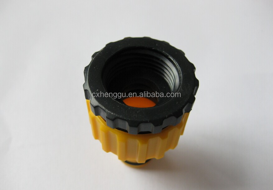 Plastic12 34 1 Inch Garden Hose Tap ConnectorFemale Tap Adaptor