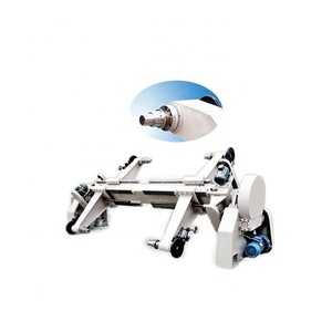 Hot sale high speed paperboard electric shaftless mill roll stand