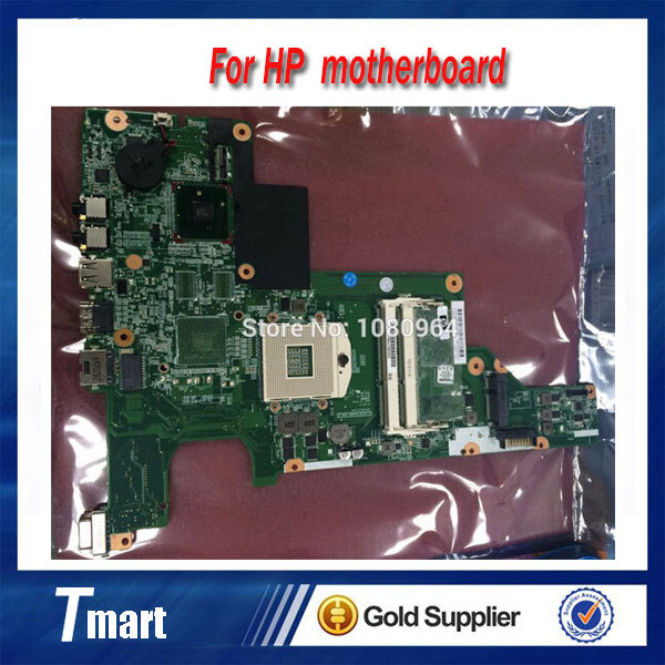 for hp compaq CQ43 430 630 631 646669-001 laptop motherboard intel Integrated HM55 100% tested 45 days warranty