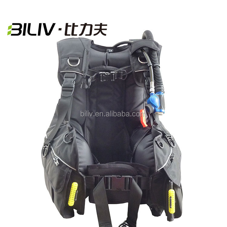 Hot sales scuba diving equipment bcd set jacked bcd for diving with CE