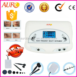 Au-23E RF face firming rf Tighten machine for stimulating collagen to regenerate