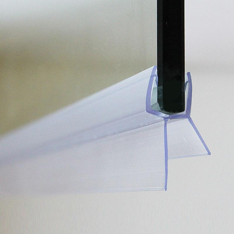 plastic rubber magnetic shower door water strip for bathroom & Plastic Rubber Magnetic Shower Door Water Strip For Bathroom - Buy ...