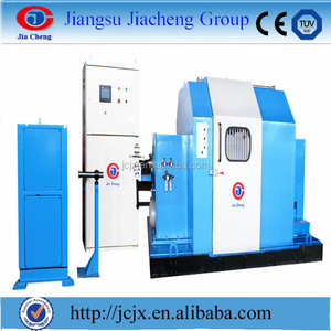 Crosslinked double twist bunch wire&cable high-speed cantilever single twisting taping machine