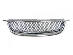 03-08 Toyota Corolla CE LE S Chrome Front Grille Mesh Grill 04 05 06 07