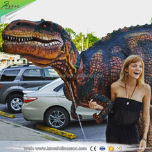 KAWAH Jurassic Real Life Robotic Adult Custom Real Life T Rex Costume