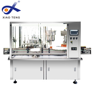 Automatic 10ml perfume filling and sealing machine