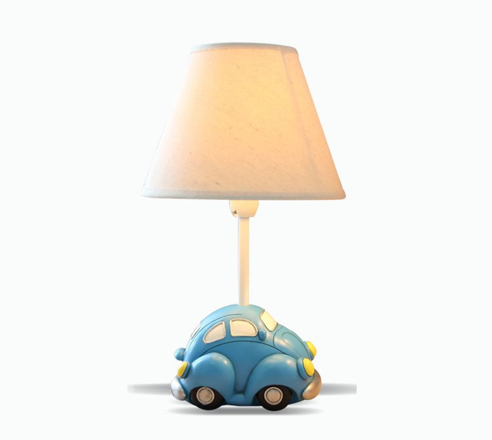 WENBO HOME- Simple Creative Children Table Lamp Children's Bed Bedside Lamp Modern Cartoon Lighting Bedroom Decorated Table Lamp -Desktop lamp ( Color : #2 )
