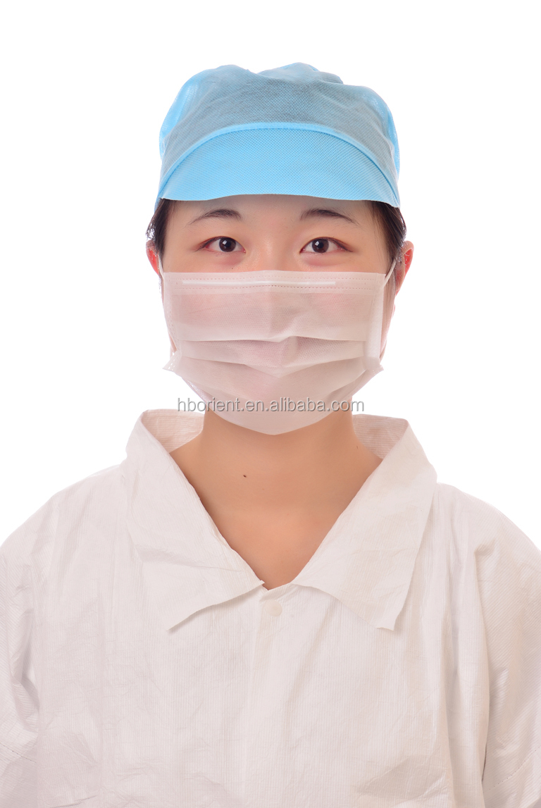 Disposable Anti Virus Mers Esd 2 Ply 3 Ply Face Mask With Earloop ...