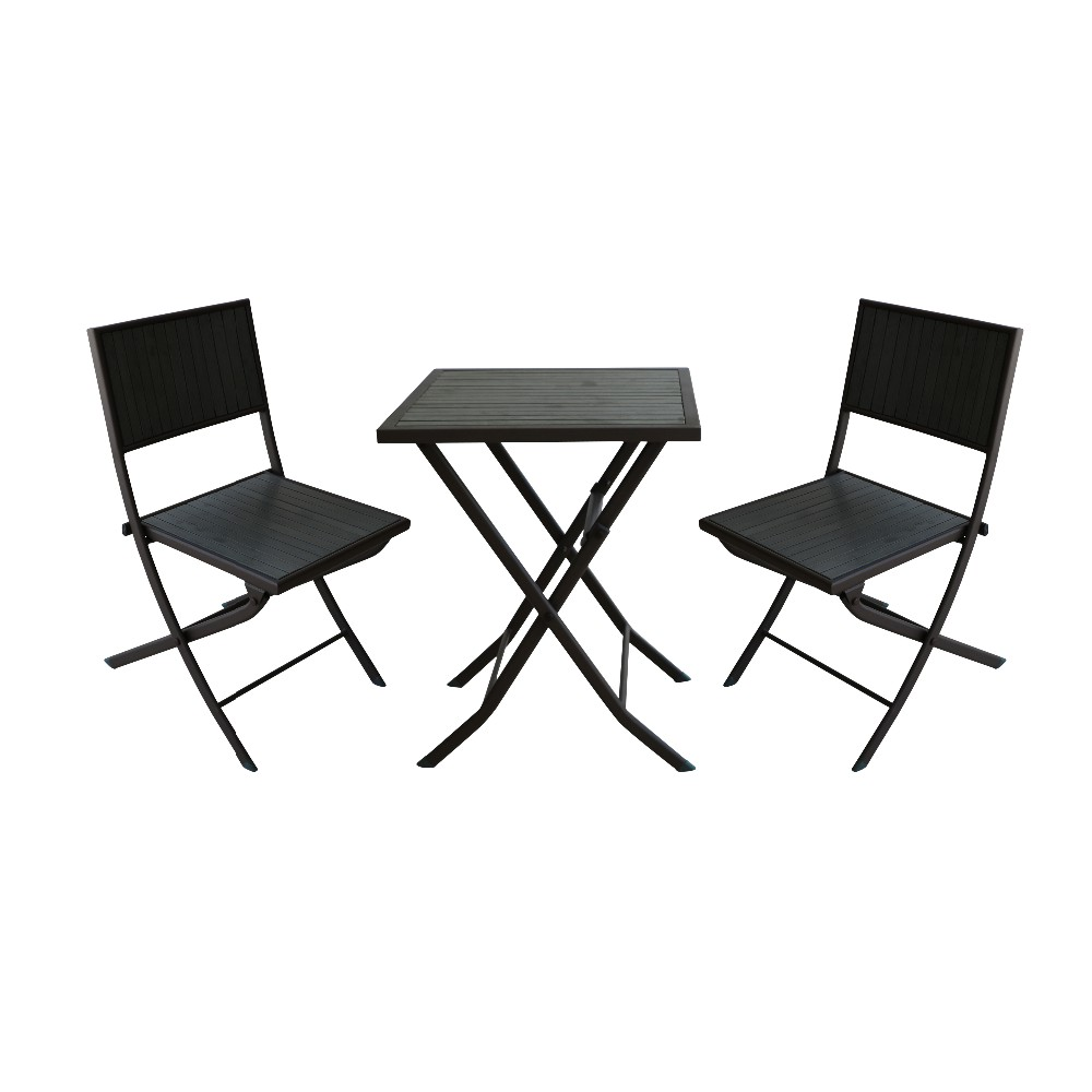 Outdoor Garden Set Polywood Table And Chair Foldable Buy