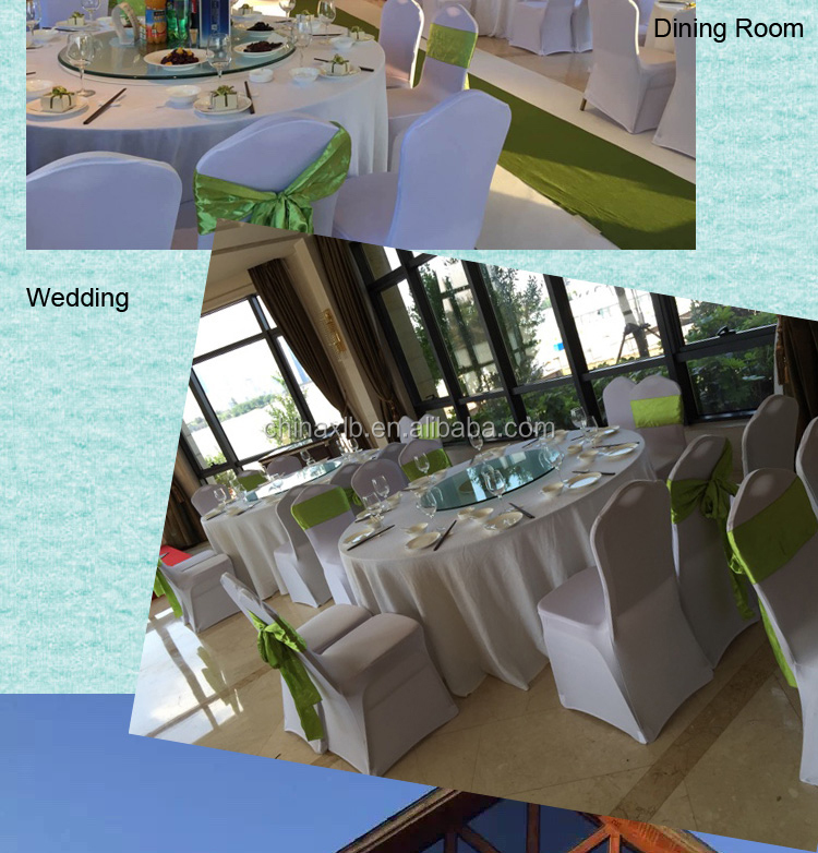 Hotel Chair Cover Wedding Decoration