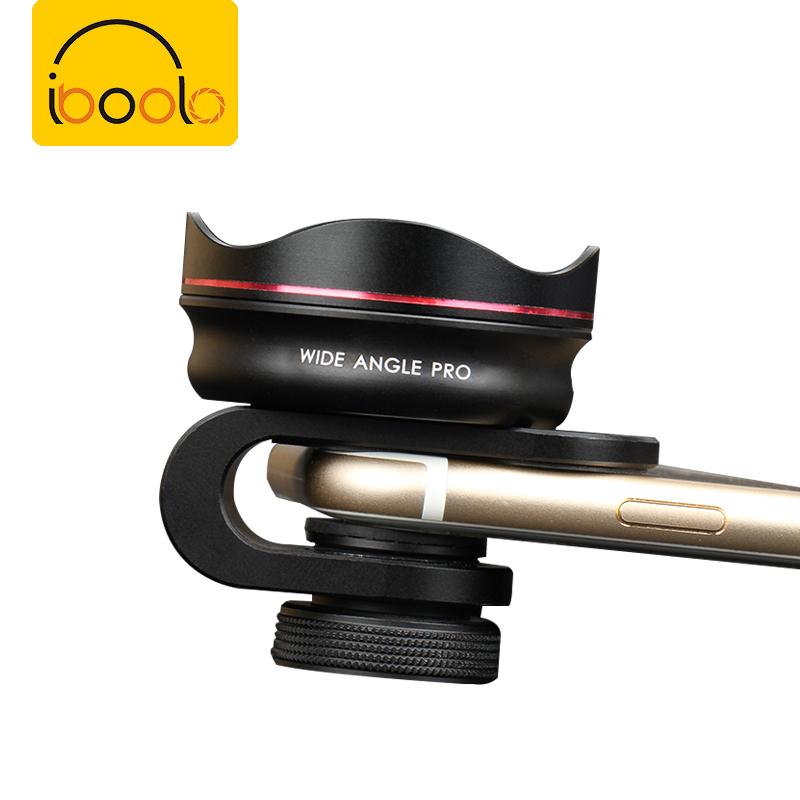 IBOOLO Factory Lensa Sudut Super Lebar, Lensa Profesional 4K 18MM HD Profesional