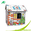 Cardboard House Children Handmade Paper Furniture
