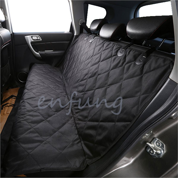 Huisdier Accessoires Hond Auto Seat Cover Antislip Rubber Backing met Ankers