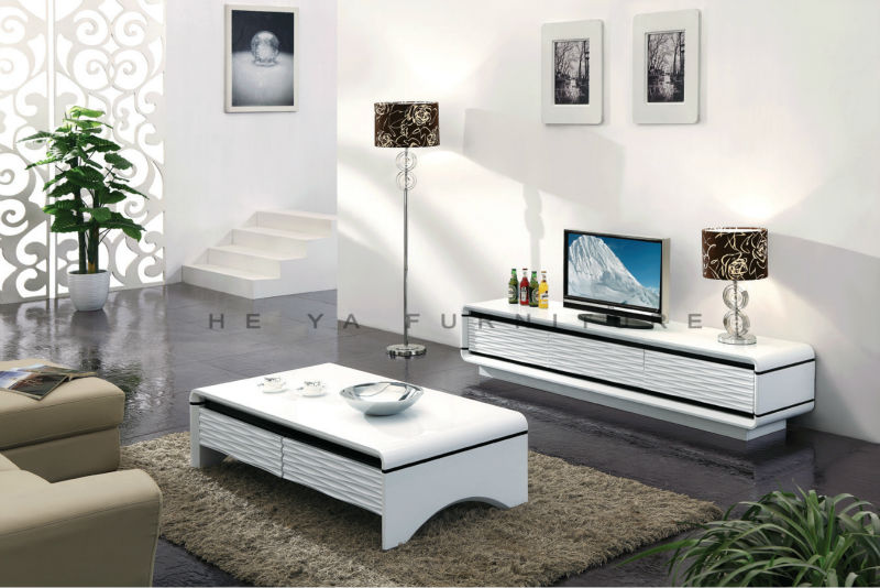 matching coffee table and tv unit : axiomatica