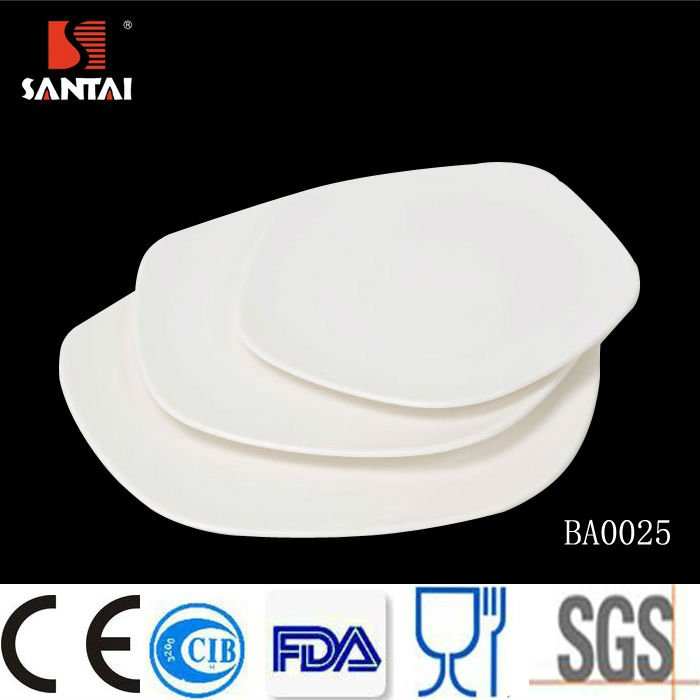 Quinquangular Shape Design Dinner Plates Bulk Cheap Decorative Ceramic Pentagonal Plate White Dishes - Buy White DishesCeramic Pentahonal PlateDesign ...  sc 1 st  Alibaba : cheap dinner plates in bulk - pezcame.com
