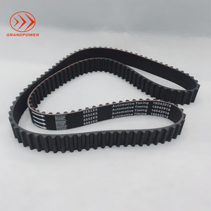 High quality auto spare parts timing belt 129x31 for Toyota Hiace