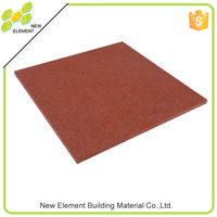 CE Certificate Thermal Insulation Fiber Cement Type Exterior Wall Panel