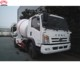 Hanjun 5 cbm Cement Mixing Vehicle/Low Price Concrete Mixer Truck Sale