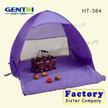 Whole Customized Good Quality Purple Camping Tent