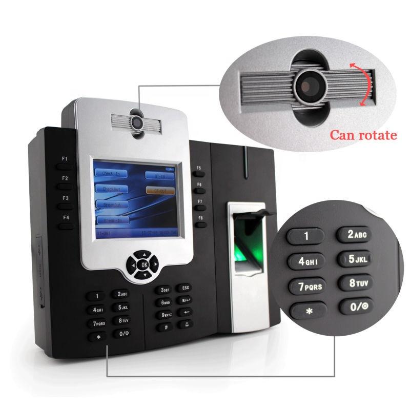 iclock880 fingerprint time attendance control