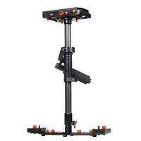 YELANGU S800 Professional 47-80cm 5kg Carbon camera Fibre Handheld Stabilizer for DSLR & DV Digital Video & other Cameras