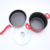 2PCS Custom Size Best Non Stick Kitchen Pots And Cooking Pans Set
