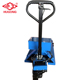 hand lifter hydraulic mini electric pallet truck