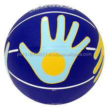 Solid Basketball in full printed custom design color DIFFERENT COLOUR PRITNING