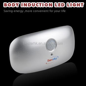 Wholesale 2015 Led night light with motion sensor for bedroom kis ...