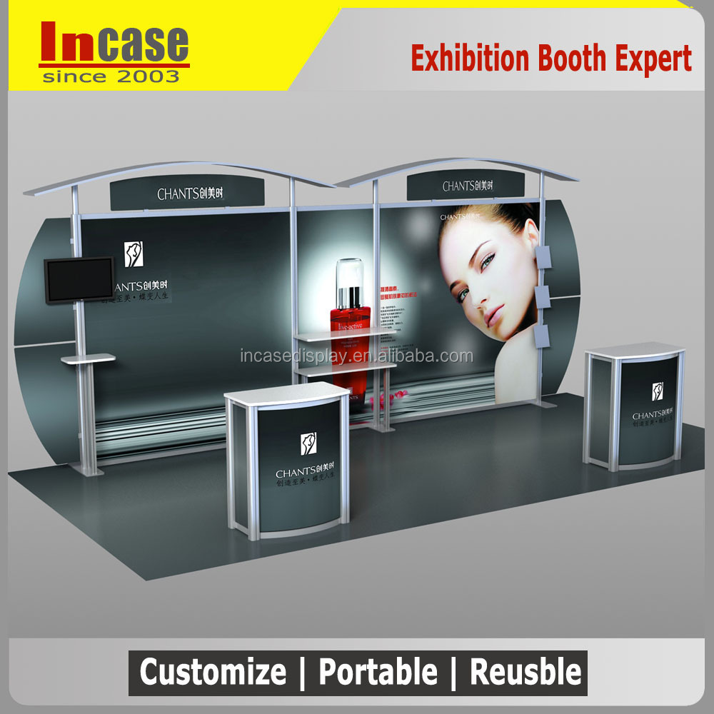 Factory price premium 20x20 trade show booth