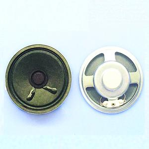 Best Quality 6615 8 Ohm 2 W Manufacturer of Paper Cone Speaker