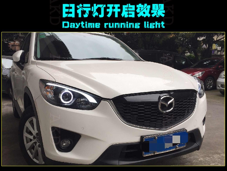 Akd Car Styling Mazda Cx-5 Led Headlight 2014-2015 Cx-5 ...