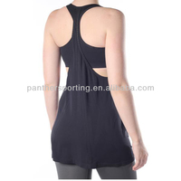 Cheap Plain Activewear for Women Yoga Tanks Crop Tops