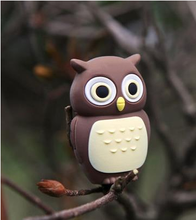 OEM Cartoon Owl Shape Usb Flash Drive Pen Drive 4GB 8GB 16GB