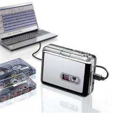 Lecteur Radio enregistreur de Capture de Cassette USB, convertisseur de Cassette USB vers MP3 Super Portable