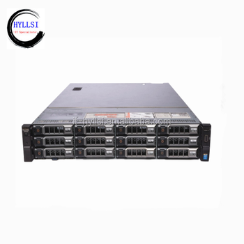 2U R730 Server E5-2603V3 cpu 4GB ram 300G 2.5'' 10K hdd