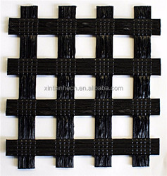 Factory Polyester Geogrid Used for Driveway Biaxial Geogrid Price