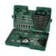 China Professional 120+2PCS Car Repairing Brand Hand Tool Set Car Maintenance Repair Kits