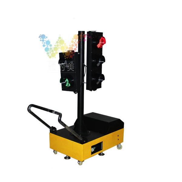 Portable Traffic Lights - Four Aces Traffic Control Services
