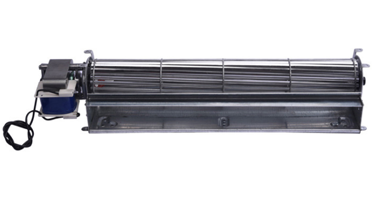 shaded pole motor household appliance cross flow blower